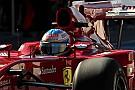 Fernando Alonso Ferrari ile Monza'da kazanmayı başardı