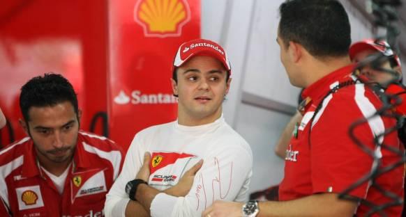 Massa: 'Alçakta olduğumdan grid çizgisini göremedim'