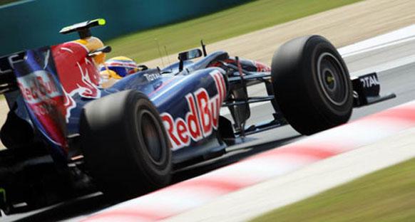 Webber: 'Vettel polü haketti'