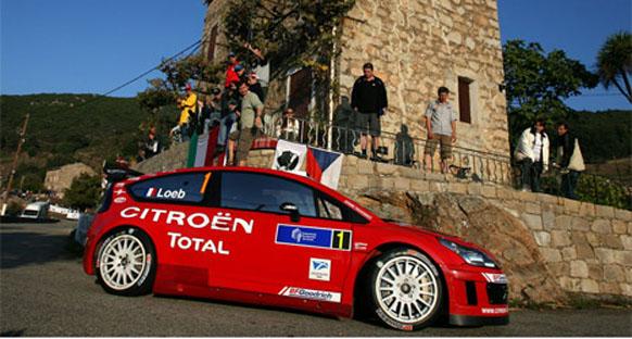 Citroen, Loeb ve Ogier ile devam edecek