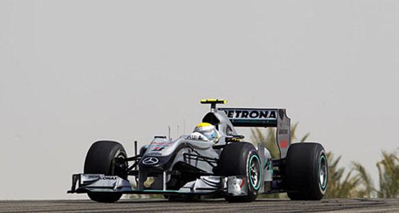 Mercedes'den Rosberg yalanlaması