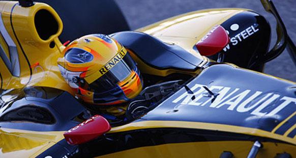Renault Valencia'da F-kanalı kullanmıyor