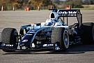 Williams da Red Bull'un egzostlarını taklit ediyor