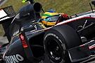Avrupa GP öncesi HRT