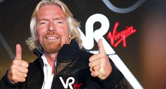 Branson Las Vegas'ta 2.bir ABD GP istiyor