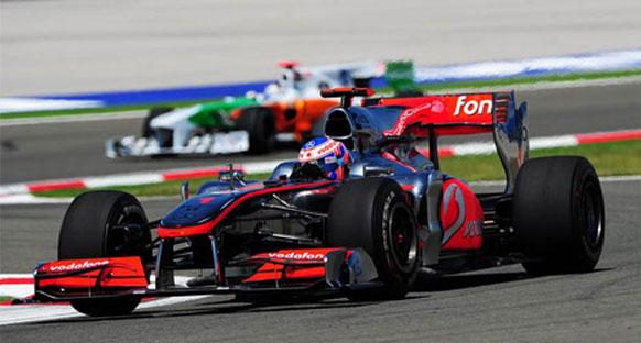 Button: 'Red Bull gerçek gücünü göstermiyor'