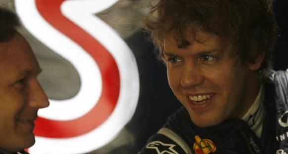 """Vettel: """"En büyük rakibimin Webber olması güzel'"""