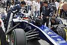 Williams 2011 lastikleriyle test önerdi