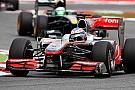 Button, Schumacher'i eleştirdi