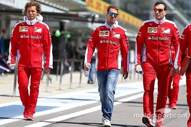 """Vettel: """"Non serve una gara fortunata, ma un successo meritato"""""""