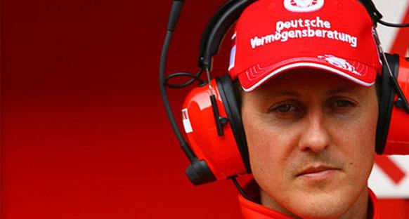 Schumacher: 'Arka planda çalışmayı tercih ediyorum'