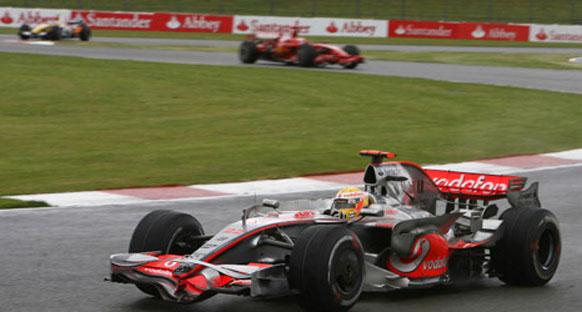 Hockenheim Testleri 2. Gün - Hamilton liderliğini sürdürüyor