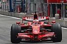 Ferrari - Hockenheim testleri 1. gün
