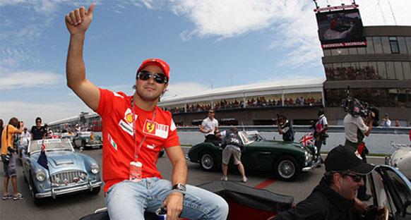 Massa: 'Lastik problemi olmasaydı ilk 2 sırada yer alabilirdim'