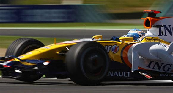 Alonso Silverstone için gerçekçi konuştu