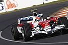 Avustralya GP Cuma - Toyota