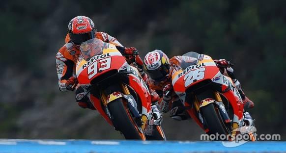 Marquez: Honda'yı Jerez'de sürebilmek çok zor