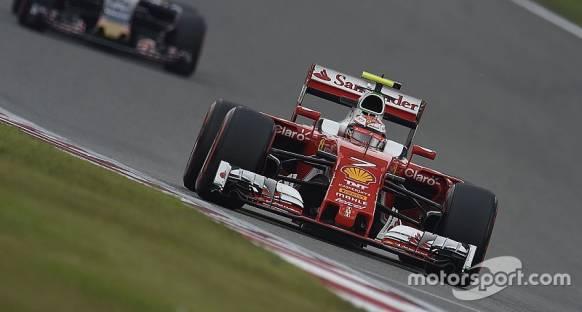 Raikkonen: Ferrari şampiyonluk için mücadele edebilir