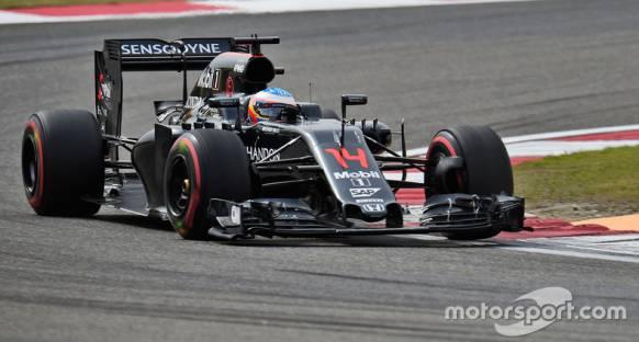 Alonso: Mclaren Q3 için yeterince hızlıydı