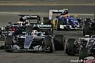 Hamilton Bahreyn'deki kötü startı açıkladı
