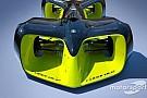 Roborace sürücüsüz yarış aracı konseptini tanıttı