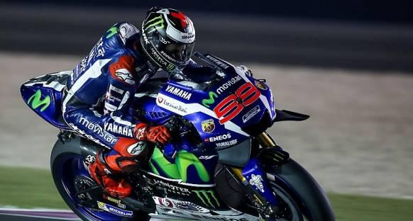 MotoGP Katar: Sezonun ilk pole pozisyonu Lorenzo'nun