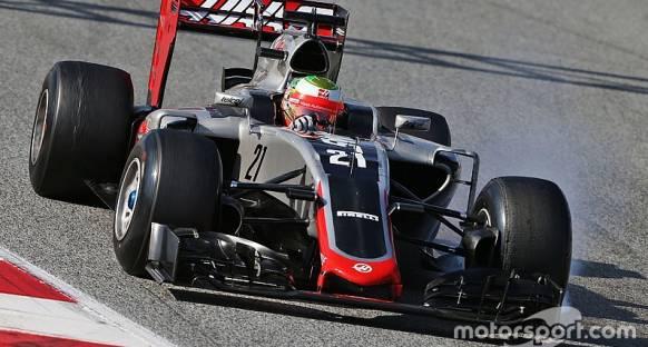 Gutierrez'e göre takımı Haas'ta herşey yolunda