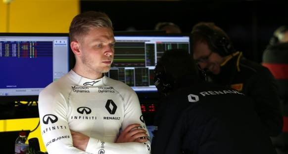 Magnussen: Gerideyiz ancak altyapımız iyi