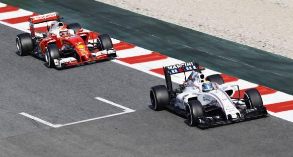 Barcelona F1 testleri 4. gün canlı anlatım