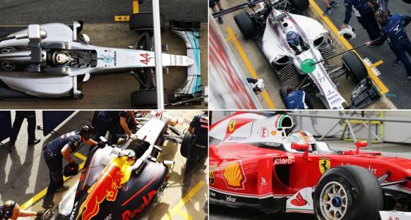 F1 Barcelona testleri 2. gün canlı anlatım