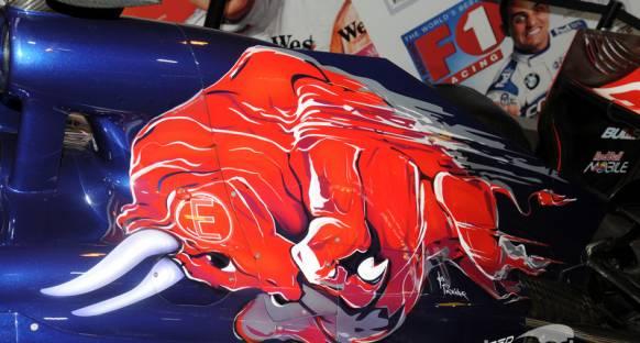 Toro Rosso 2016'yı ilk beşte bitirmeyi planlıyor