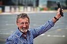 Eski F1 takım patronu Jordan Top Gear'a geçiyor