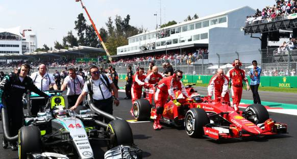 'Ferrari Mercedes'in performansına ulaştı'