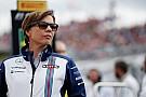 Williams 'Red Bull'u yenmek 2016 için iyi bir başarı olur'
