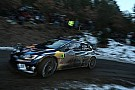 WRC Monte Carlo, Ogier lider