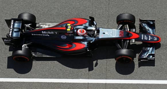 Button 'Formula 1 2017 yılında mekanik kavramına odaklanmalı'