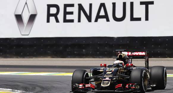 Renault Lotus'u devralmasının önündeki engeller kalktı