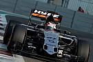 Force India Pirelli testlerini tamamladı