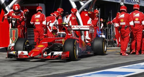 Raikkonen 'Ferrari 2014'ten bu yana çok değişti'