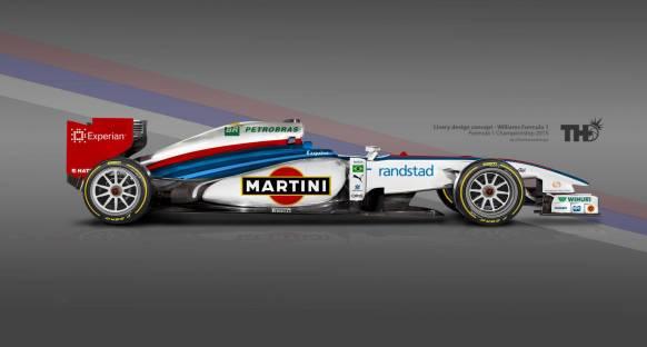 2015 ve 2016'ya dair çılgın F1 tasarımları