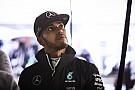 Hamilton no se toma a la ligera la distancia con Rosberg