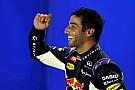 Ricciardo yarışı kazanabileceklerini düşünüyor