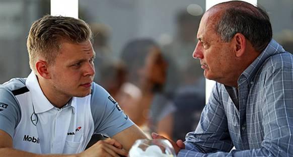 Magnussen: Haas takımında yarışmak isterim