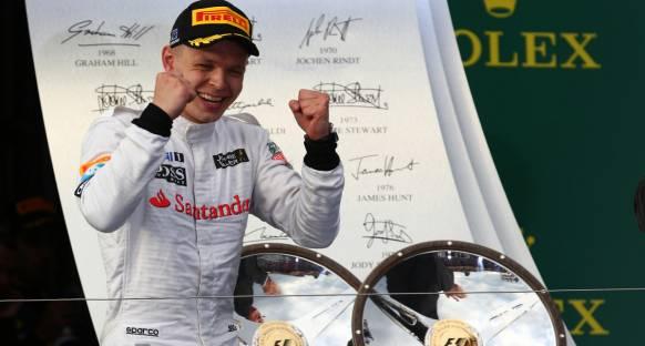 McLaren-Honda Magnussen'e engel olmayacak
