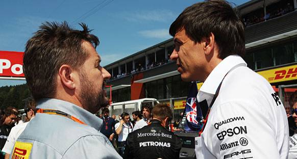 Wolff: F1 lastik kurallarına açıklık getirilmeli
