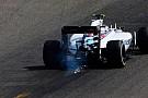 Bottas: Williams hatalara bir son vermeli