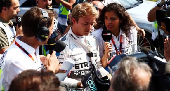 Rosberg, Pirelli'den Monza'da lastik değişimi istiyor