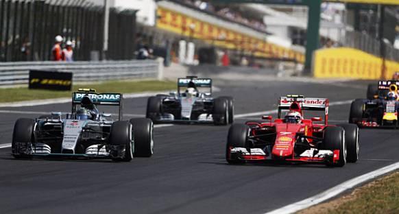 Formula 1'in Teknik Patronları Geçişleri Tartışıyor