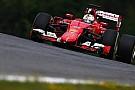 Son antrenmanların lideri Vettel