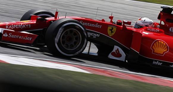 Marchionne 'Vettel Ferrari için doğru adam'